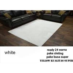 Info Karpet Bulu Putih Katalog.or.id