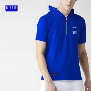 Harga kaos hoodie pria baju kupluk casual pria tshirt distro  kb 88002    biru | HARGALOKA.COM