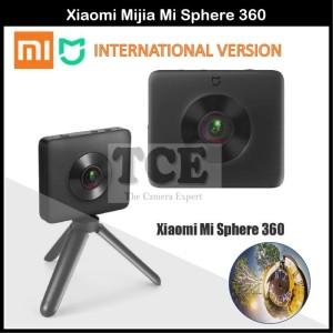 Harga original xiaomi mijia mi sphere 360 4k panorama action camera   | HARGALOKA.COM