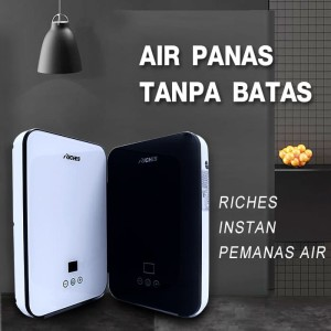 Katalog Water Heater Instan Aures Easy Ariston Pemanas Air Listrik Komplit Katalog.or.id