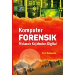 Harga termurah original buku komputer forensik melacak kejahatan | HARGALOKA.COM