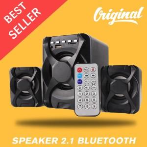 Harga speaker 2 1 bluetooth u 2500bt gaming speaker x audio 2 | HARGALOKA.COM