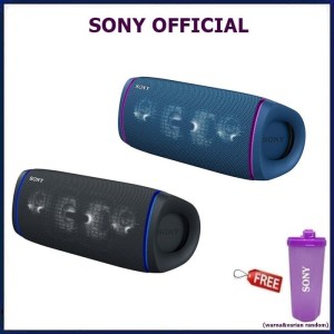 Harga sony srs xb43 extra bass portable bluetooth speaker srs xb 43 srsxb43   | HARGALOKA.COM