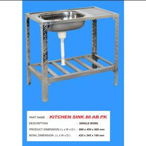 Info Aer Granite Kitchen Sink Bak Cuci Piring Granit Ks2 05 Bl Katalog.or.id