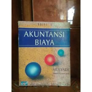 Harga buku akuntansi biaya mulyadi  edisi | HARGALOKA.COM