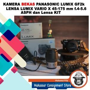 Harga kamera mirrorless panasonic lumix dmc gf 2 bonus 2 | HARGALOKA.COM