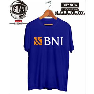 Harga kaos baju bni bank nasional indonesia bumn kaos perusahaan   HARGALOKA.COM