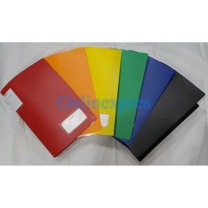 Harga map plastik dokumen clear holder f4 folio 60 lembar | HARGALOKA.COM