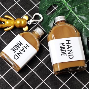 Harga botol kaca gepeng 250ml tutup aluminium g 250 kemasan kopi | HARGALOKA.COM