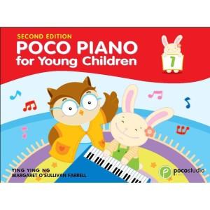 Harga poco piano for young children   book 1 2nd edition | HARGALOKA.COM