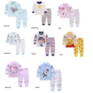 Harga bekasi babyfb 0 4 tahun set baju tidur anak baju piyama anak dan bayi   80   HARGALOKA.COM