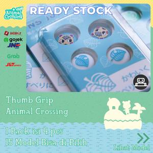 Harga thumb grip animal crossing edition   4 pcs   nintendo switch ps xbox   | HARGALOKA.COM