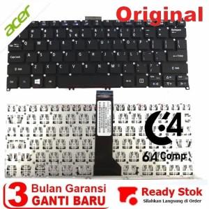 Harga original keyboard laptop notebook acer aspire ultrabook v5 122 | HARGALOKA.COM