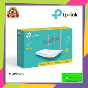 Harga wifi router tp link 845 tl wr845n un 3 | HARGALOKA.COM
