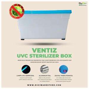 Harga uvc sterilizer box uvc ventiz   free ongkir khusus | HARGALOKA.COM