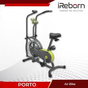 Harga alat fitness sepeda statis porto air | HARGALOKA.COM