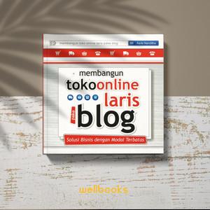 Harga buku bisnis 34 membangun toko online laris pake blog 34 murah   HARGALOKA.COM