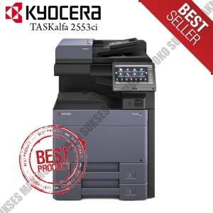 Harga mesin fotocopy kyocera taskalfa 2553ci ta 2553ci | HARGALOKA.COM