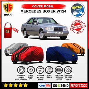 Harga body cover mobil mercedes w124 sarung selimut tutup mantel   polos model a foto no | HARGALOKA.COM