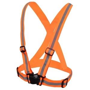 Harga Rompi Safety Vest Scotlight Bahan Karet Klip Warna Hijau Orange Katalog.or.id