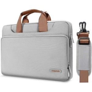 Harga tas laptop selempang mosiso shoulder strap size 13 14 inch | HARGALOKA.COM