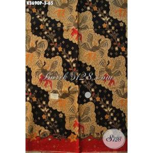 Harga batik kain solo asli bahan busana kerja kantor size 200x110cm | HARGALOKA.COM