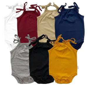 Harga jumper bayi tali baju bayi   black | HARGALOKA.COM