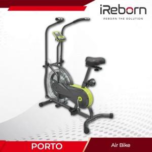 Harga alat fitness sepeda statis ireborn porto air | HARGALOKA.COM
