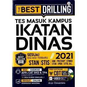 Harga buku the best drilling tes masuk kampus ikatan dinas | HARGALOKA.COM