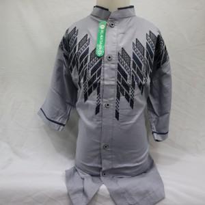 Harga dijual baju koko atasan anak muslim laki laki lengan pendek bestseller   14 15 tahun | HARGALOKA.COM