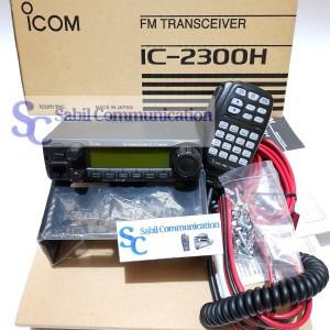 Harga radio rig icom ic 2300h icom ic 2300h rig icom 2300 vhf | HARGALOKA.COM