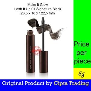 Harga eyeliner   pixy   make it glow lash it up 01 signature   HARGALOKA.COM