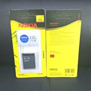 Harga baterai original nokia bl 4ct bl4ct 2720 fold 5630 7210   HARGALOKA.COM