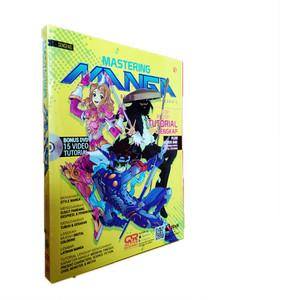 Harga buku hobi amp keterampilan mastering manga   tutorial | HARGALOKA.COM
