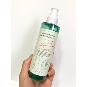 Harga axis y quinoa one step balanced gel cleanser | HARGALOKA.COM