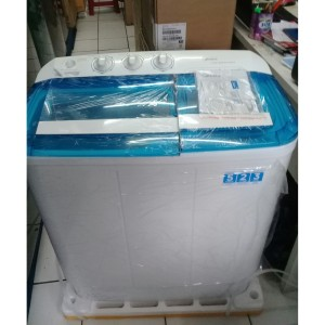 Harga harga promo mesin cuci 2 midea 2 tabung mta77 p1302s   HARGALOKA.COM
