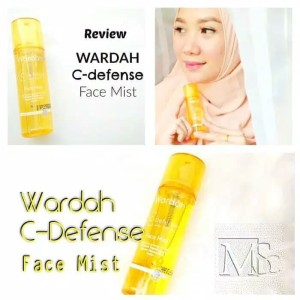 Katalog Wardah Face Mist Katalog.or.id