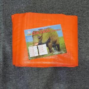 Harga terpal gajah lampung a3   size 6x10 terpal plastik kios mobil tenda   | HARGALOKA.COM