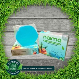 Harga sabun naima beauty soap kecantikan kulit propolis amp rumput laut | HARGALOKA.COM