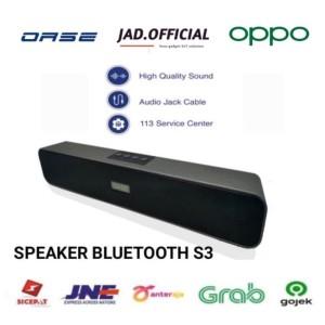 Harga oppo oase speaker bluetooth portable s3 murah original garansi | HARGALOKA.COM