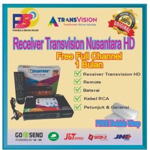 Harga receiver transvision nusantara | HARGALOKA.COM