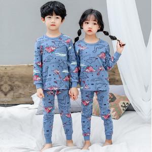 Harga setelan baju anak lengan panjang import lucu set baju tidur anak 66     HARGALOKA.COM