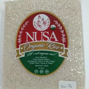Harga beras long grain   rendah gula organik nusa jakarta barat utara   HARGALOKA.COM