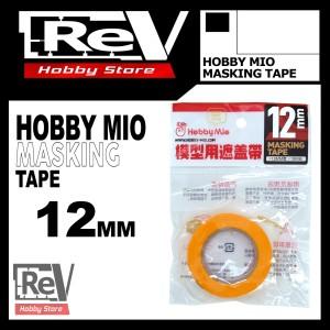 Harga masking tape flexible mio 12mm x 18m untuk airbrush model | HARGALOKA.COM