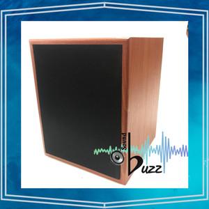Harga box speaker passive subwoofer mdf tebal dengan jalur angin   10 inch   | HARGALOKA.COM