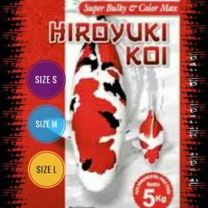 Info Hisilk Hi Silk 21 Kenkokanri Pakan Koi 5kg Size M Katalog.or.id