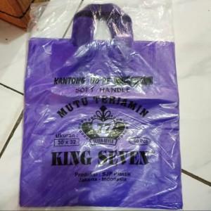 Harga kantong plastik polos 30x32 plastik packing baju packing barang   HARGALOKA.COM