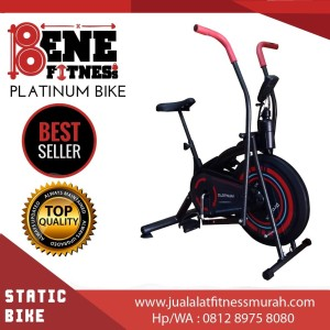 Harga platinum bike sepeda statis alat | HARGALOKA.COM