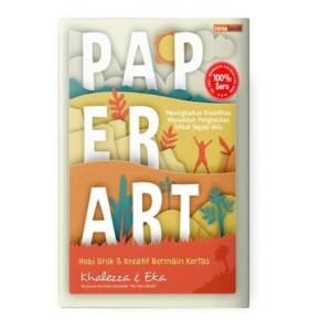 Harga buku turos paper art hobi unik dan kreatif bermain | HARGALOKA.COM