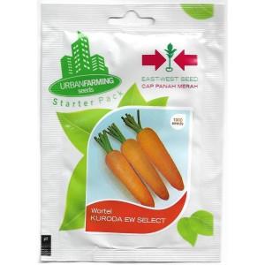 Harga bibit wortel wortel kuroda ew select cap panah merah asli | HARGALOKA.COM